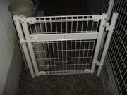 犬用の門扉