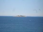 軍艦島が見られます