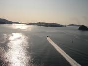 大橋からの眺め